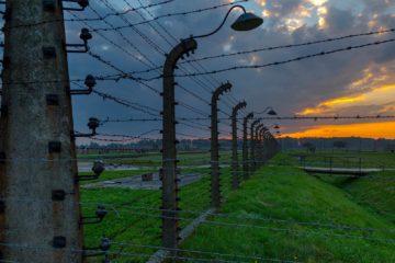 Auschwitz II Birkenau, Polen.