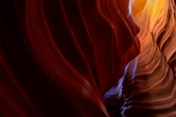 Antelope Canyon, Arizona.