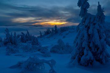 Lifjell, Midt-Telemark.