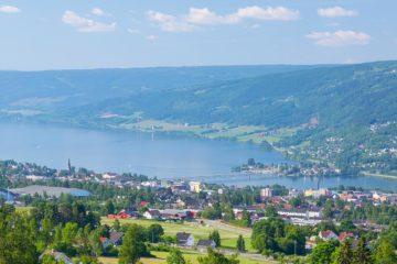 Lillehammer, Innlandet.