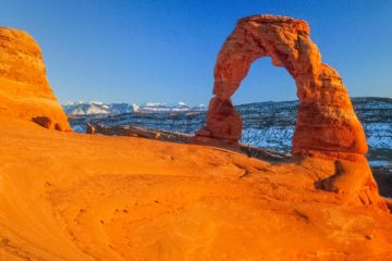 Delicate Arch, Utah.