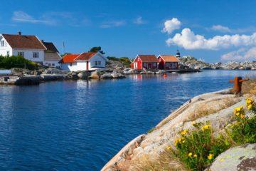 Ulvøysund, Lillesand.