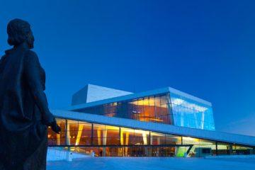 Den Norske Opera, Oslo.