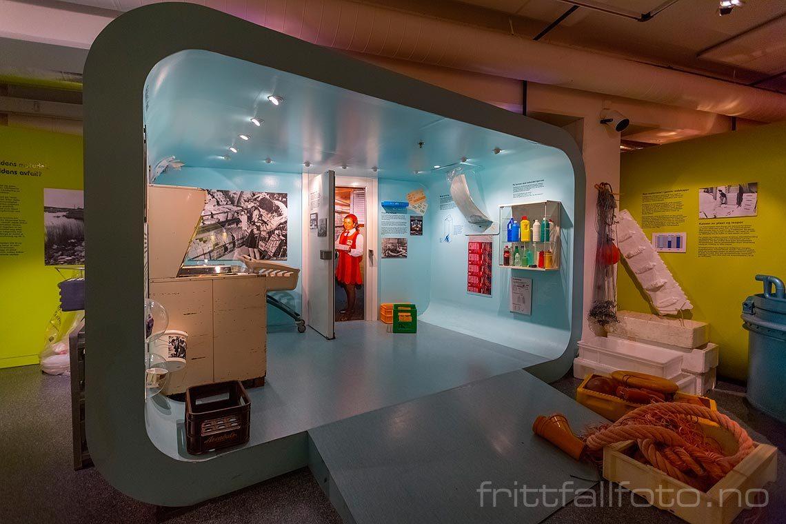 Utstilling ved Norsk Teknisk Museum, Oslo.<br>Bildenr 20150719-037.