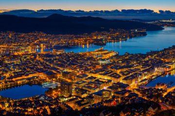 Bergen, Vestland.
