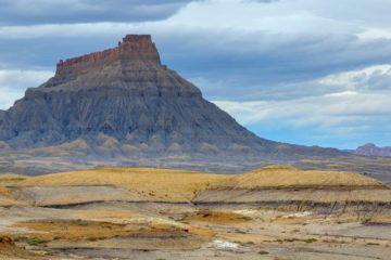 Upper Blue Hills, Utah.