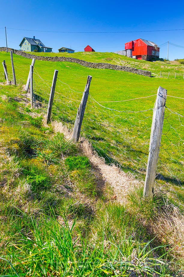 Ved Kjerrgarden på Askøy, Askøy, Vestland.<br>Bildenr 20170506-477.