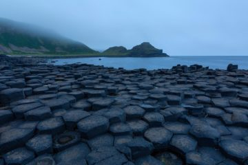 Giant's Causeway, Nord-Irland.