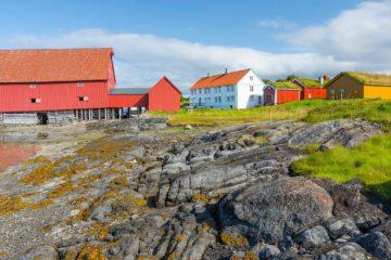 Kjerringøy, Bodø.