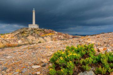 Cabo de Palos, Spania.
