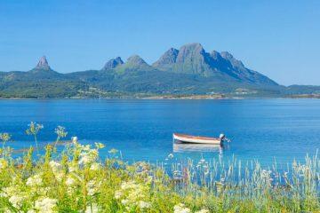 Finnøya, Hamarøy.