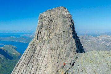 Stetinden, Narvik.