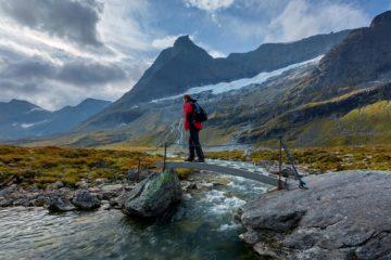 Dyrdalen, Fjord.
