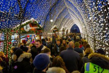 Jul i Vinterland, Oslo.