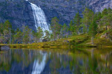 Rago nasjonalpark, Sørfold.