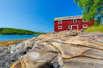 Mestervik, Balsfjord.