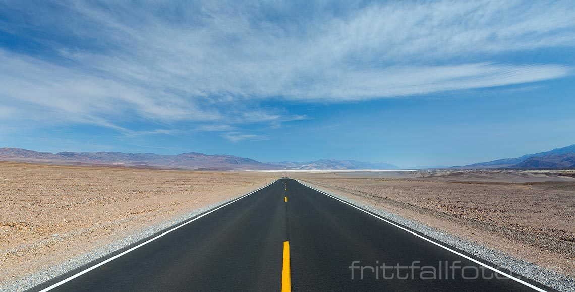 På hwy 190 nær Beatty Junction i Death Valley National Park, Inyo County, California, USA.<br>Bildenr 20170415-155.