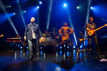 Simple Minds på Sentrum Scene, Oslo.
